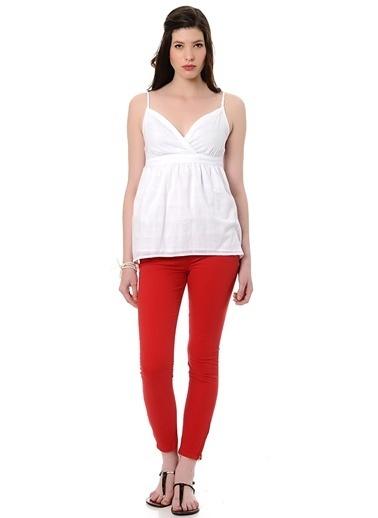 T-Box Bluz Beyaz